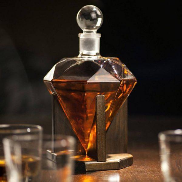 Штоф для коньяка и виски «Бриллиант»