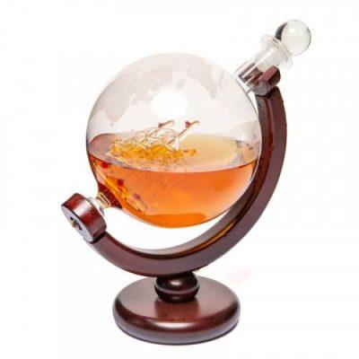 Штоф для коньяка и виски «Вокруг Света»