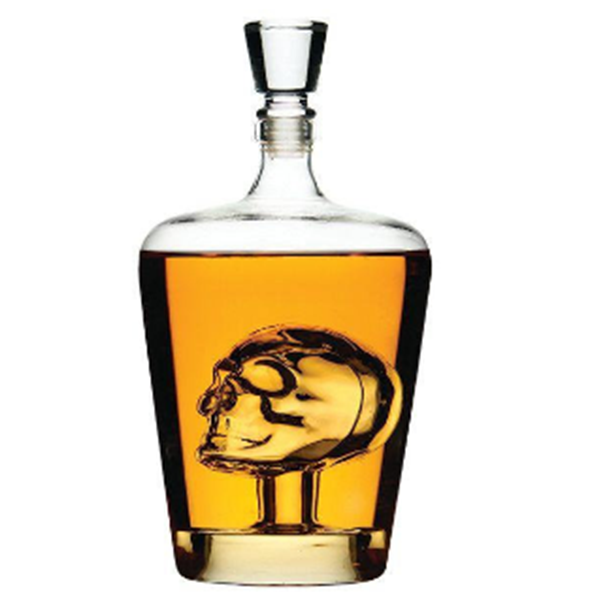 Штоф для виски «Веселый Роджер» Бумеранг