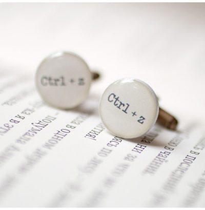 Запонки «Ctrl + Z»