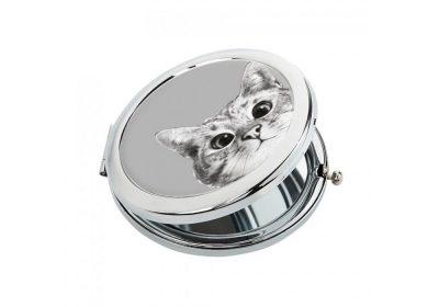 Карманное зеркало Ziz «Эй, Кот!»