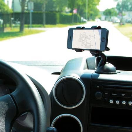 Автомобильный держатель присоска на лобовое стекло