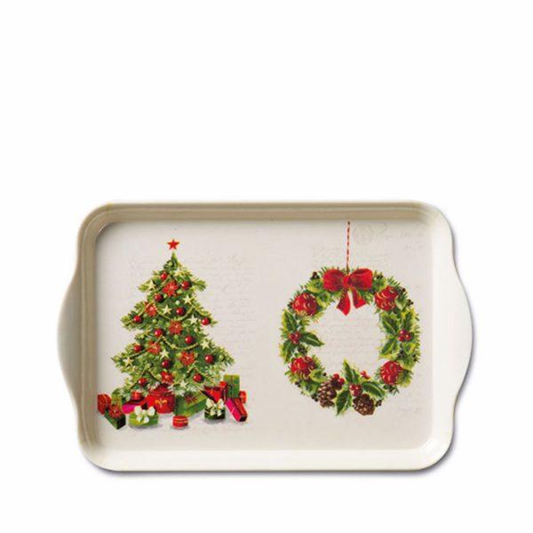 Поднос «Рождественская елочка» Ambiente