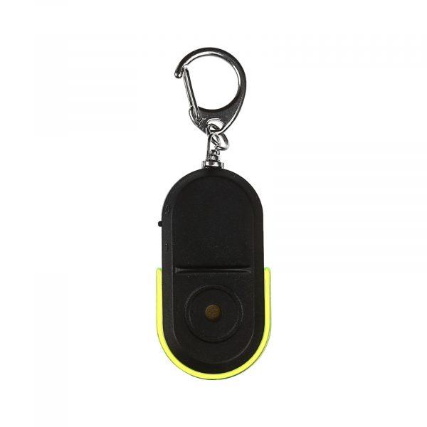 Брелок для поиска ключей Key finder, реагирующий на свист