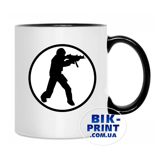 Чашка «Counter Strike 001»