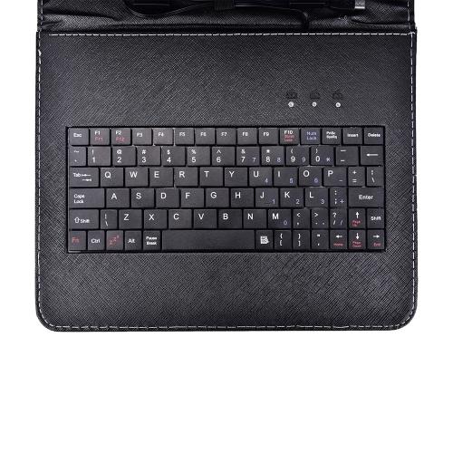 Чехол с русской клавиатурой для планшета 8 дюймов