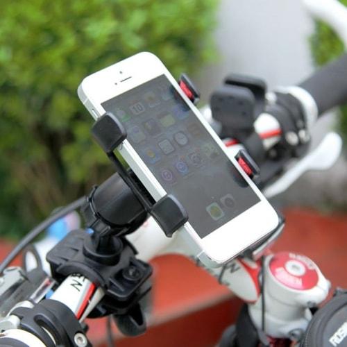 Универсальный велодержатель для телефона на велосипед