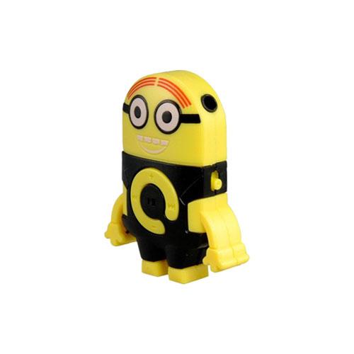Детский портативный mp3 плеер «Миньон»