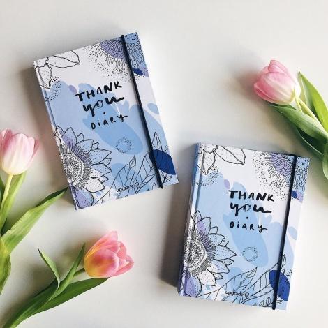Дневник благодарности Thank You Diary