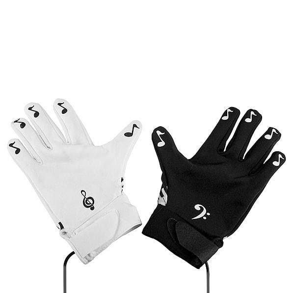 Электронные перчатки «Пианино»
