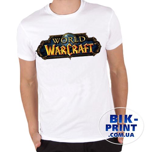 Футболка «World of Warcraft»