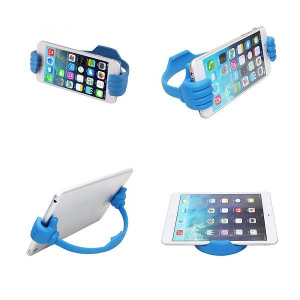 Настольная подставка для смартфона, планшета в форме рук