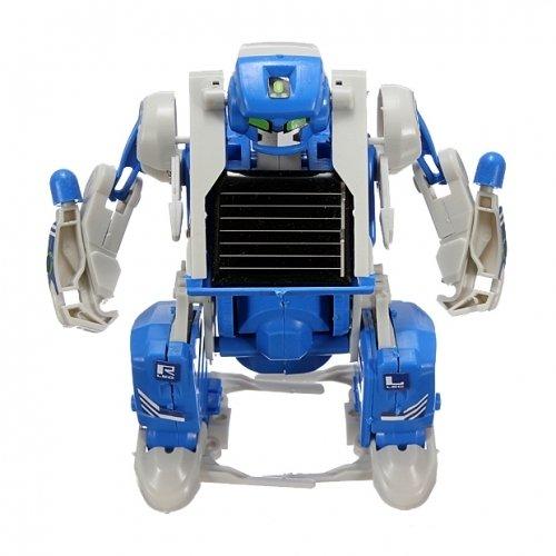 Робот конструктор на солнечных батареях (трансформер 3 в 1)