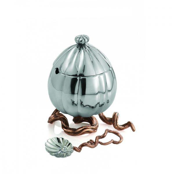 Сахарница и ложечка «Gourd&Vine» Michael Aram