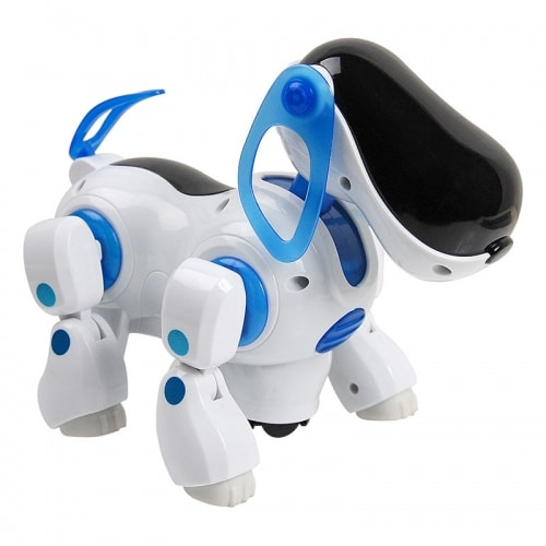 Интерактивная игрушка - робот-собака