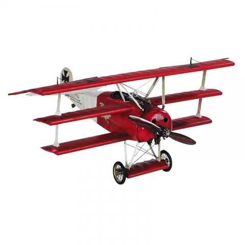 Коллекционная модель - триплан «Фоккер» Authentic Models Sky