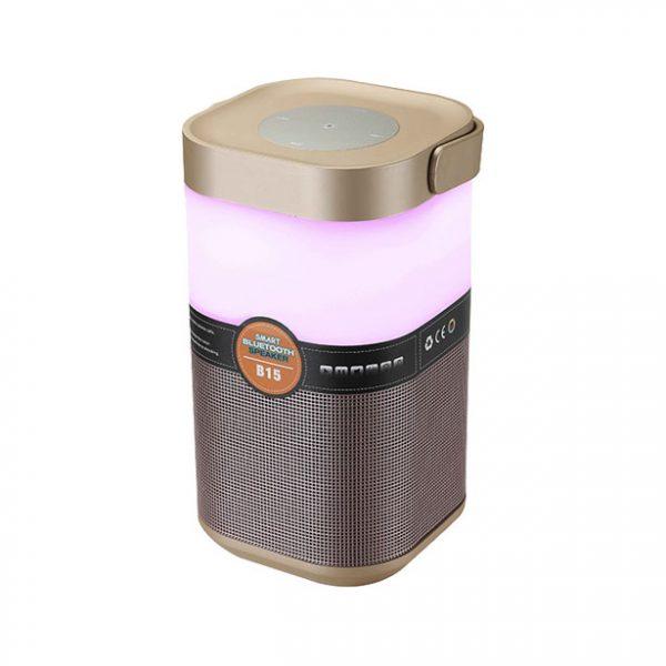 Smart колонка Bluetooth c RGB подсветкой для дома и офиса
