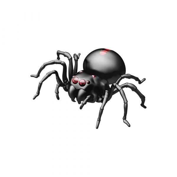 Конструктор-робот «Паук - тарантул» на соленой воде