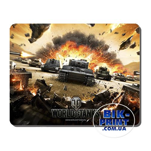 Коврик для мыши «World of Tanks 002»