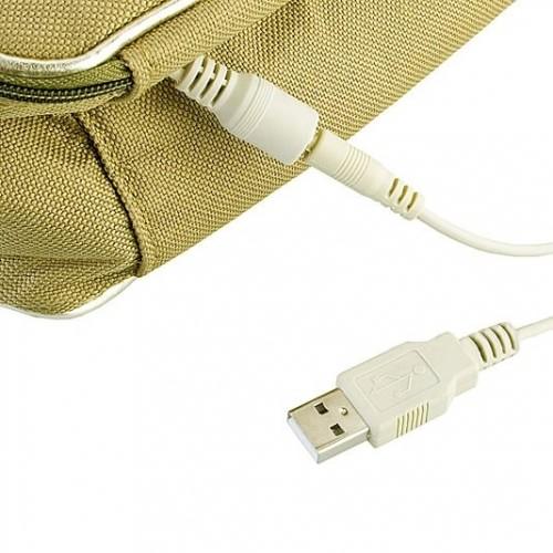 Ланч-бокс с подогревом — USB контейнер для еды