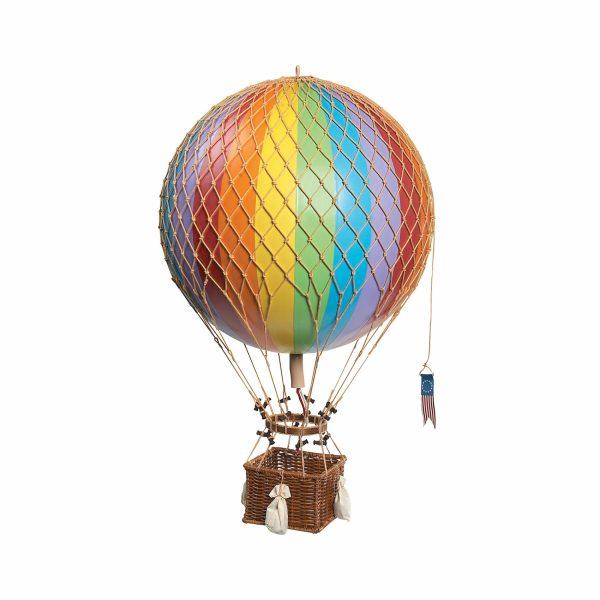 Модель воздушного шара «Роял Аэро» радужный Authentic Models Sky