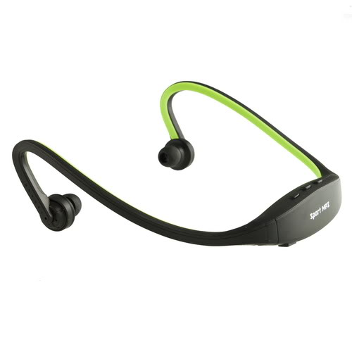 MP3-плеер для спорта с поддержкой MicroSD до 16Gb