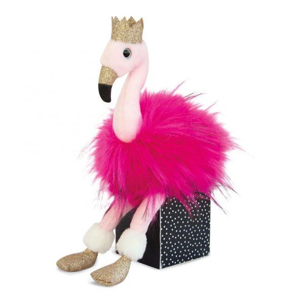 Мягкая игрушка «Фламинго» Histoire D'Ours Je Erve