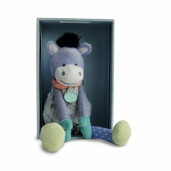 Мягкая игрушка «Ослик» Doudou et Compagnie