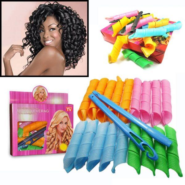 Набор бигуди для волос Magic Leverage