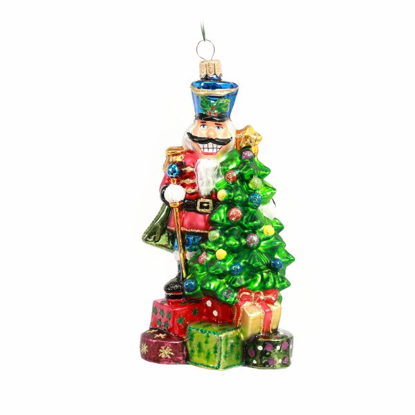 Набор елочных игрушек «Щелкунчик» Komozja