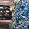 Новогодняя ель искусственная «Дуглас Блю» (стройная голубая)