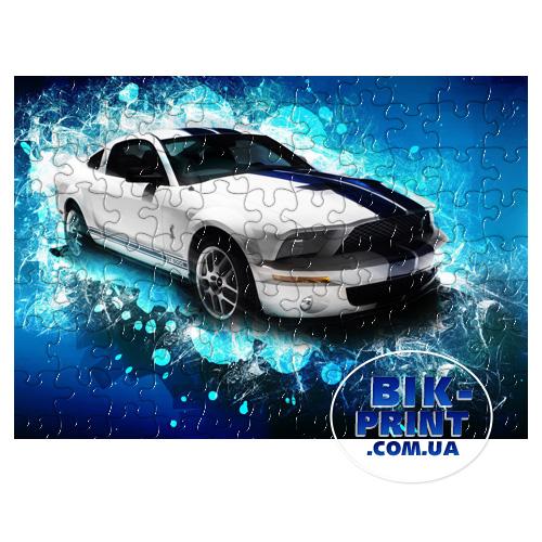 Пазл «Автомобили 019» А4