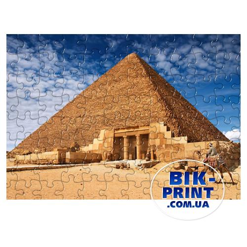 Пазл «Пирамиды» А4