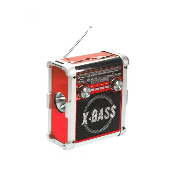 Портативный радиоприемник с usb разъемом