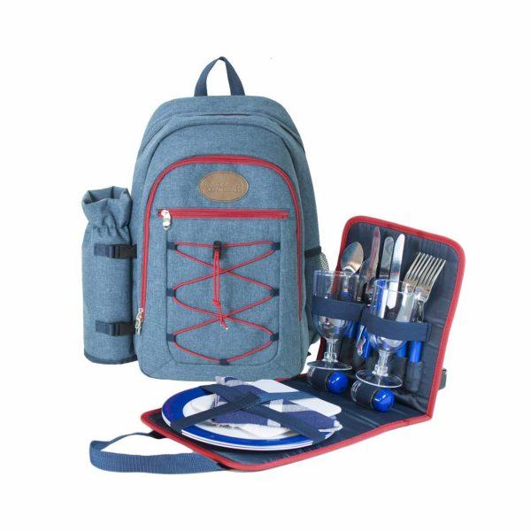 Рюкзак для пикника «Урбан Треккинг» LJC (2 персоны)