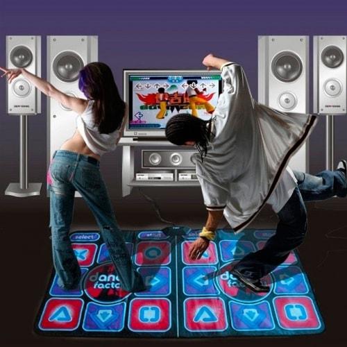 Танцевальный музыкальный коврик X-treme Dance Pad