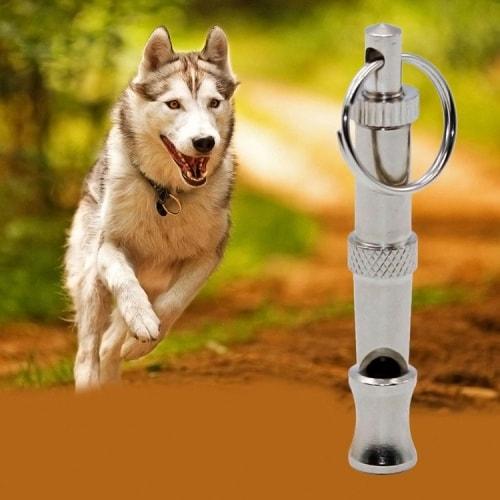 Ультразвуковой свисток для отпугивания и дрессировки собак