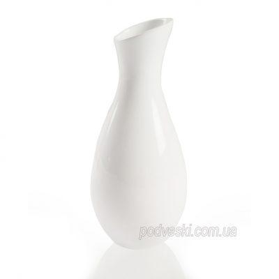 Ваза керамическая белая Eterna (CN101-20W)
