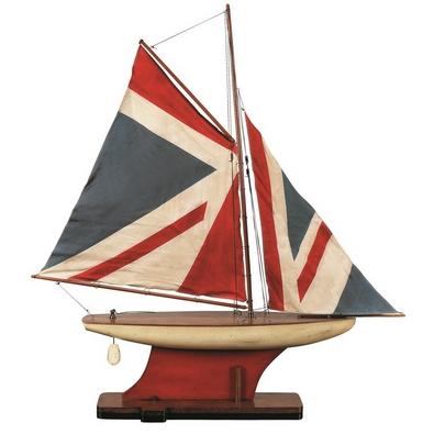 Модель яхты «Junion Jack» Authentic Models Sea