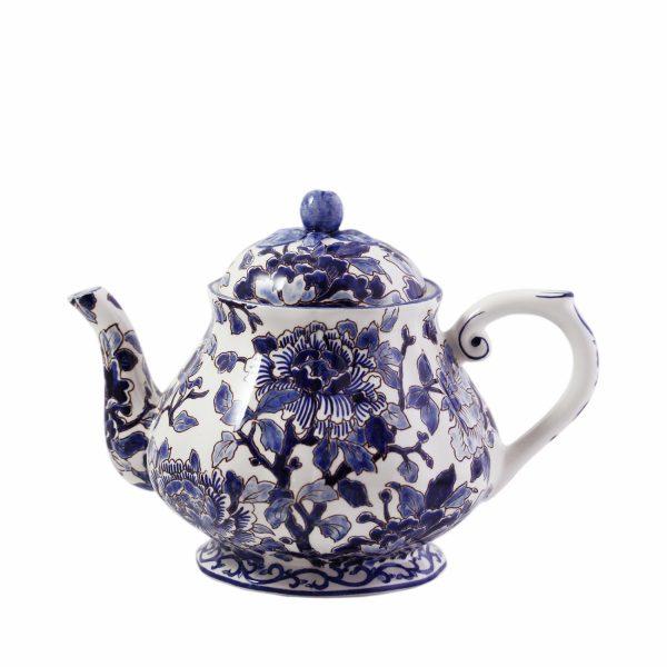 Чайник «Pivoines Bleu» Gien
