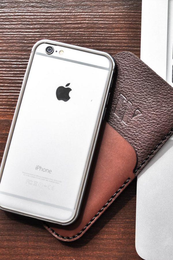 Чехол для телефона с карманом