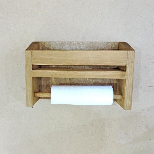 Держатель для бумажных полотенец «Атабаска» мускат