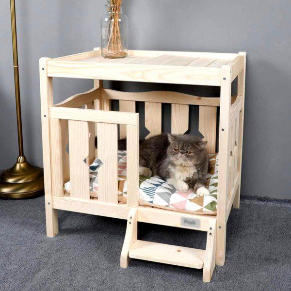 Домик для кошки «Герберт» бланже