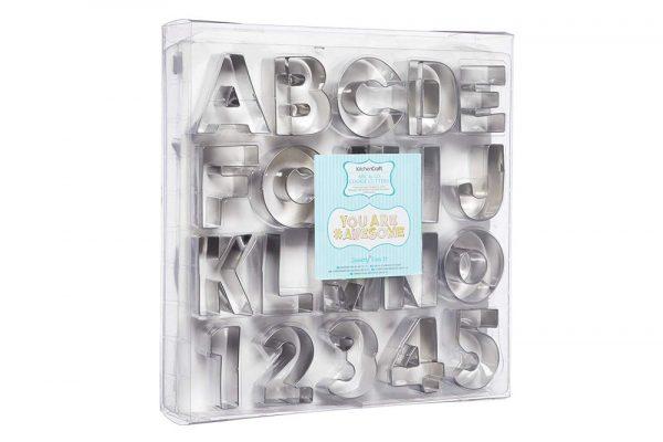 Формы для выпечки «Алфавит» KitchenCraft