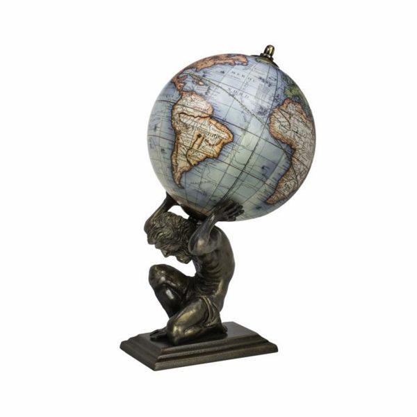 Глобус на плечах Атланта Authentic Models
