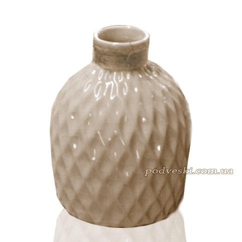Керамическая ваза Eterna (2803-18 беж)