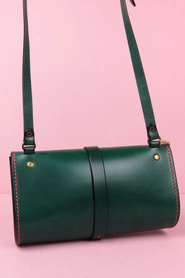 Кожаная сумка «Bony»