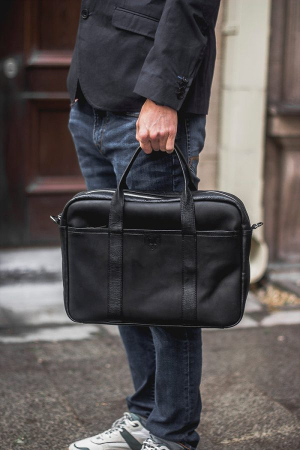 Кожаная сумка «Jonson»