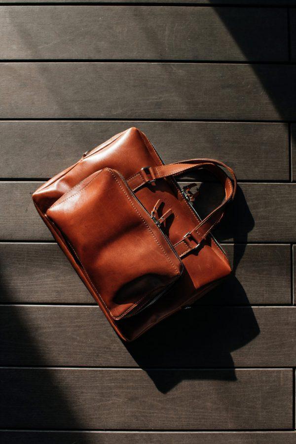 Кожаная сумка «Nelson»