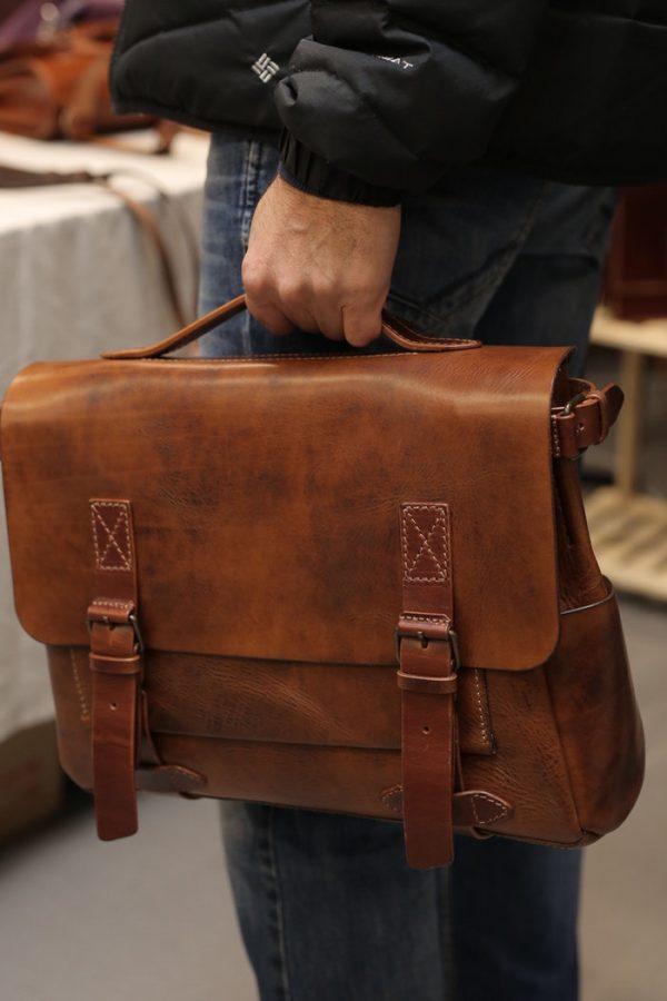 Кожаная сумка «Sydney»